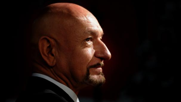 Sir Ben Kingsley plays a Sikh in his new film