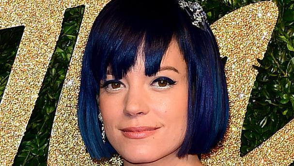 Lily Allen was speaking two days after the murder of Labour MP Jo Cox