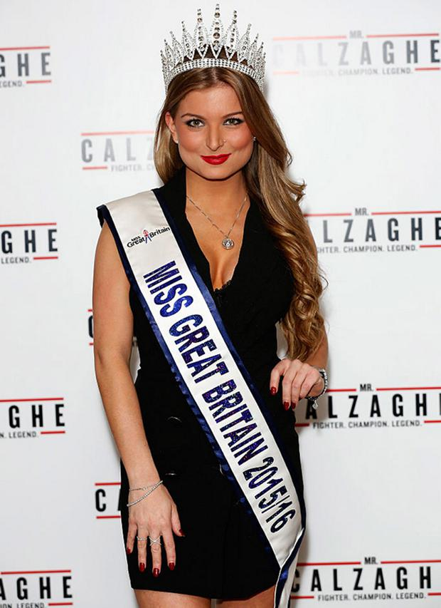 Leaving show: Zara Holland