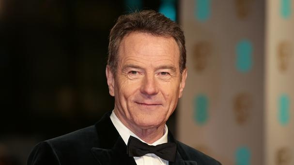 Bryan Cranston said Donald Trump's rise in politics had