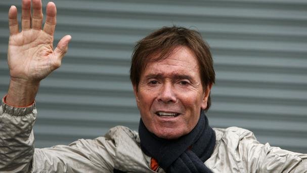 Sir Cliff revealed the toll the inquiry took on his health