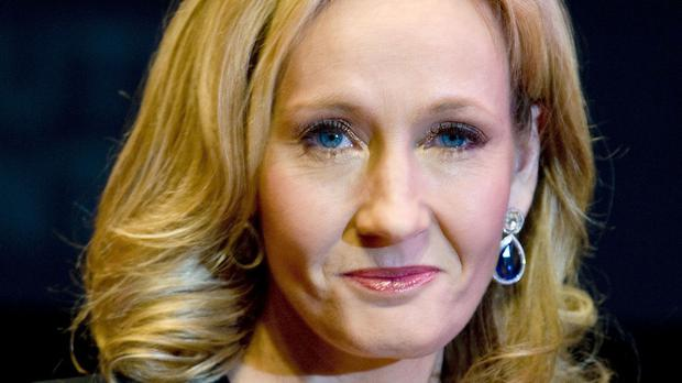 JK Rowling is among the many famous people to react to the dramatic vote outcome