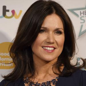 Susanna Reid was responding to a comment after she posted a Tweet about Ukip leader Nigel Farage and MEP Daniel Hannan