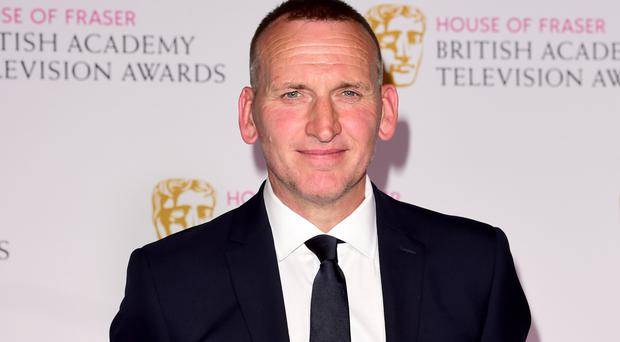 Christopher Eccleston says he was bullied when he was five but later bullied someone himself