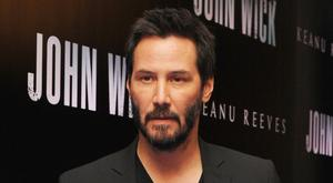 Keanu Reeves attended a Commons debate
