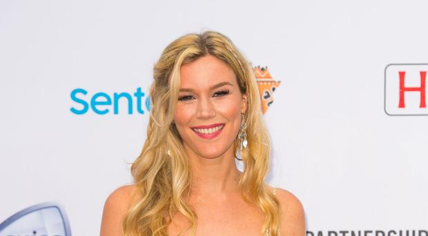 Joss Stone arriving at the concert