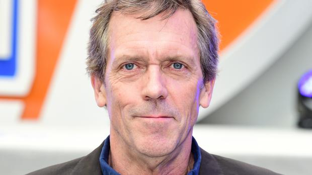 Hugh Laurie is to receive a Hollywood Walk of Fame star