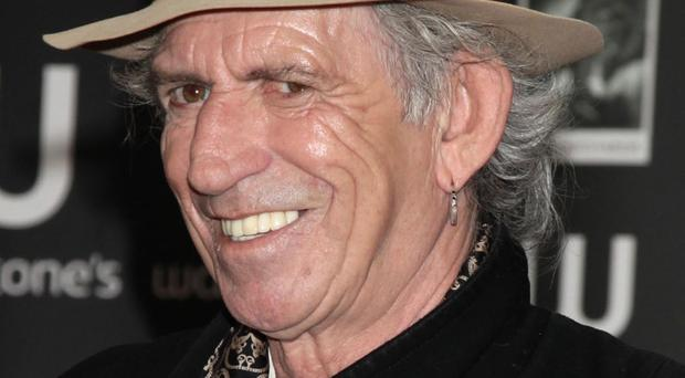 Keith Richards will curate a weekend of films and live performances for BBC Four in September
