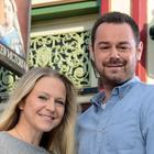 Mick and Linda Carter, played by Danny Dyer and Kellie Bright, discussed topical events in a recent episode of EastEnders