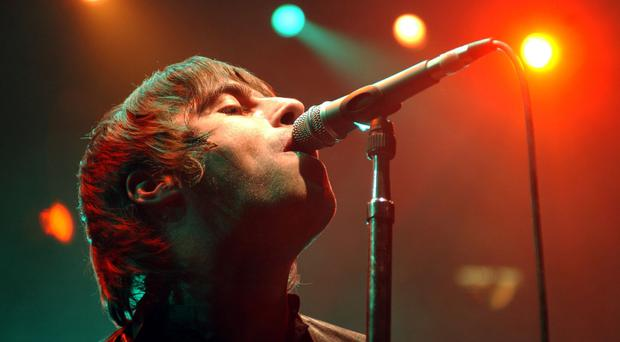 Liam Gallagher said there will be no Oasis reunion