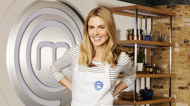 Donna Air is a contestant on Celebrity MasterChef (BBC/PA)