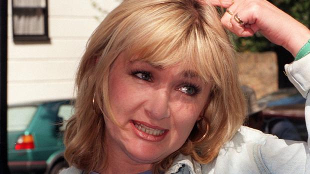 Caroline Aherne died after a battle with lung cancer