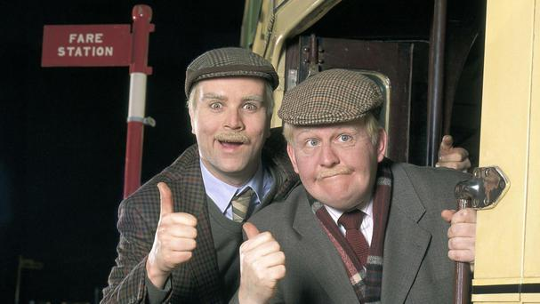 Shooting is under way on six new episodes of Still Game