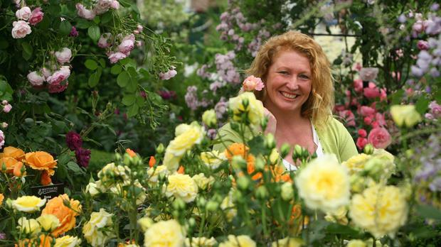 Charlie Dimmock starred in Ground Force from 1997-2005