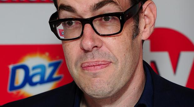 The 45-year-old co-hosts the hit BBC One quiz