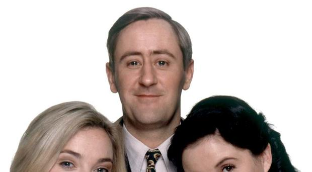 Nicholas Lyndhurst is returning as Gary Sparrow