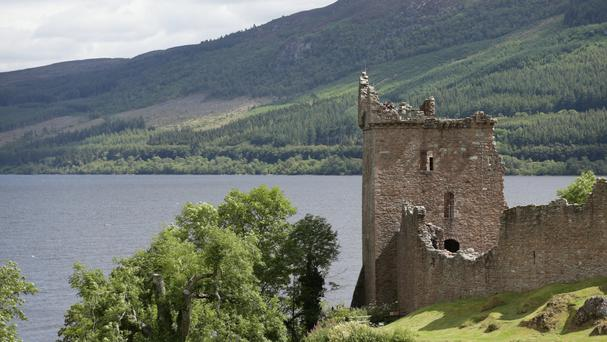 The story is set on the shores of Loch Ness, in the Highlands