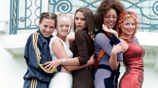 Wannabe was one of the band's biggest hits, spending seven weeks at the top of the UK charts