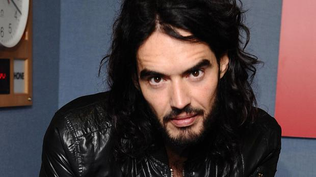 Russell Brand is to become a father