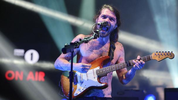 Biffy Clyro look set for a second No.1 album with Ellipsis