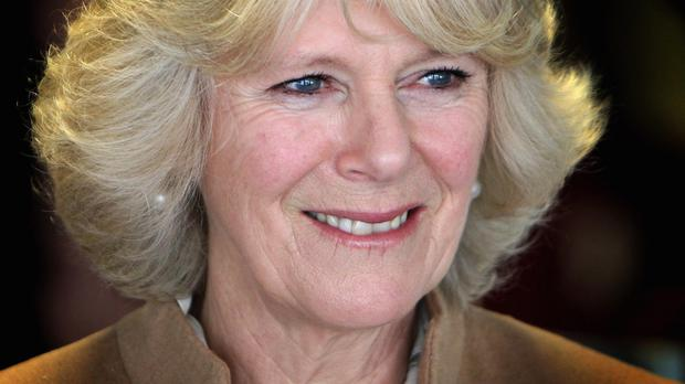 Camilla is backing the drive for action against osteoporosis