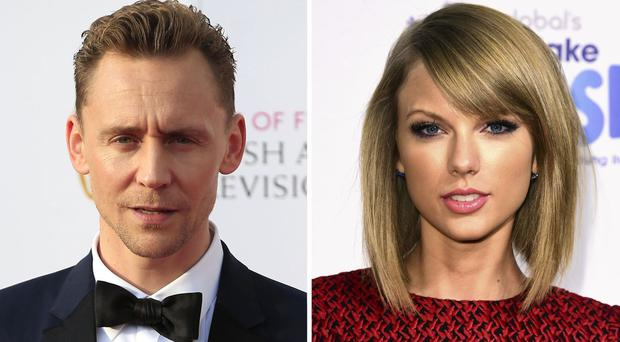 Tom Hiddleston and Taylor Swift are an item