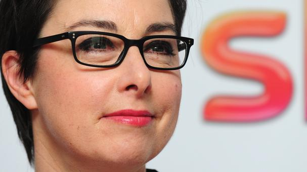 Sue Perkins is best known for working with long-time comedy partner Mel Giedroyc on BBC One's Bake Off