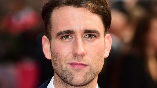 Matthew Lewis has found success on the stage since Harry Potter