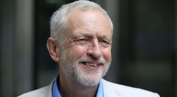 Jeremy Corbyn said he would choose peace over prosperity
