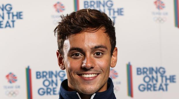 Tom Daley will compete for Great Britain at the 2016 Olympics in Rio