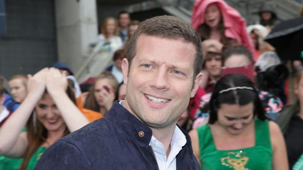 Dermot O'Leary was originally rumoured to be up for the co-host role alongside Chris Evans