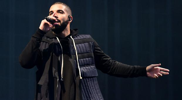 Drake, whose One Dance has been at the top of the UK singles chart for 14 weeks