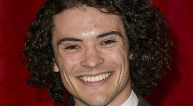Show bosses had kept the death of Jonny Labey's character Paul Coker under wraps
