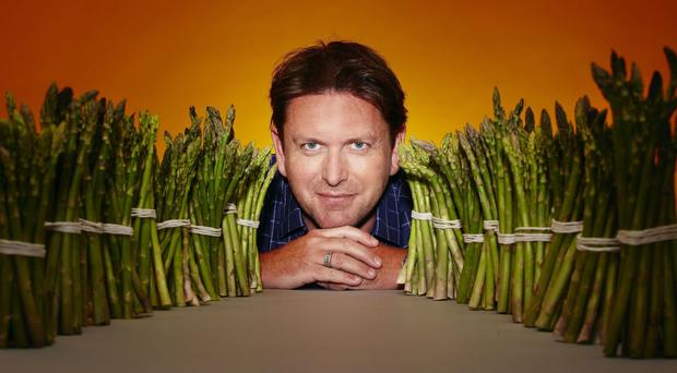 TV chef James Martin will be presenting This Morning