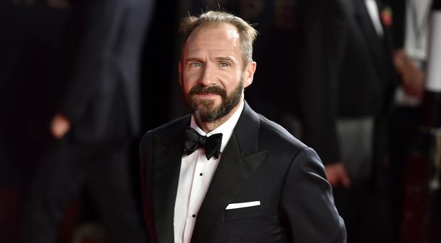 Ralph Fiennes currently plays Richard III at the Almeida Theatre