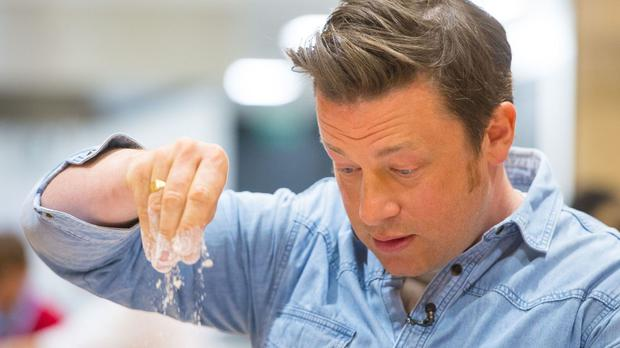 Scientists hailed Jamie Oliver's cookery courses which were found to have improved participants' eating habits