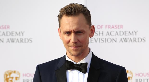 Tom Hiddleston is among the many stars due to attend Comic Con International in San Diego