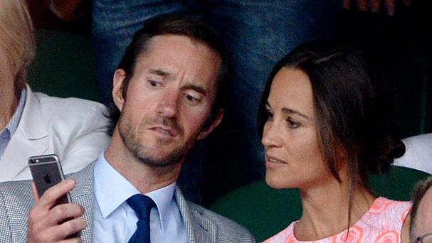 Pippa Middleton and James Matthews have got engaged