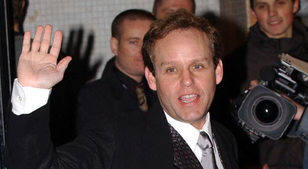 Peter MacNichol has previously won an Emmy for his portrayal of lawyer John Cage in Ally McBeal