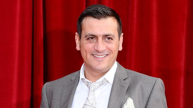 Chris Gascoyne was last seen in Coronation Street in 2014