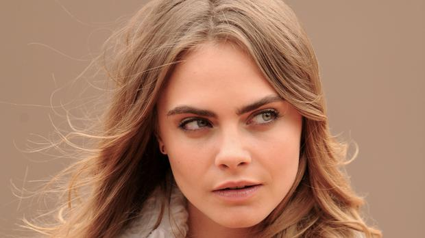 Cara Delevingne admits being a member of the Mile High Club