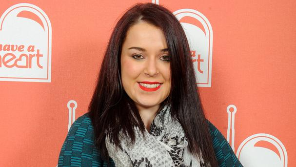 Dani Harmer tells of her 'gruelling' ordeal over the delivery of her first child