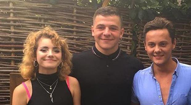 This image of Ramona Marquez, Daniel Roche (centre) and Tyger Drew-Honey from the BBC sitcom Outnumbered has left fans of the show feeling old