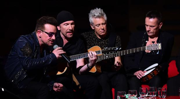 U2 will play at the two-night festival at the T-Mobile Arena in Las Vegas