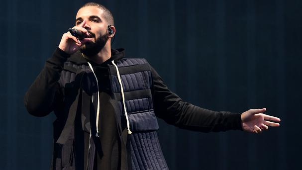 Drake's One Dance has slumped to number five, according to the latest UK singles chart update