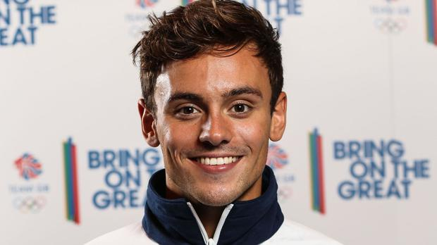 Tom Daley says he would love to show off his mastery of the cheesecake on celebrity Bake Off