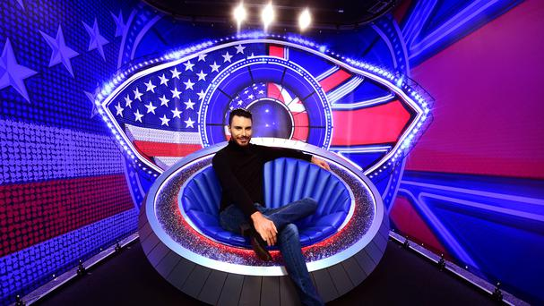 Rylan Clark-Neal loves having American celebrities in the Big Brother house