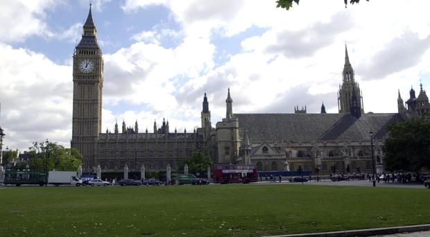 Wakrat have set up their own republic in Parliament Square