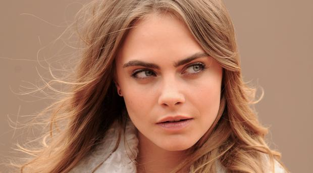 Cara Delevingne got the biggest cheer from the audience for her Drop The Mic rapping on The Late Late Show