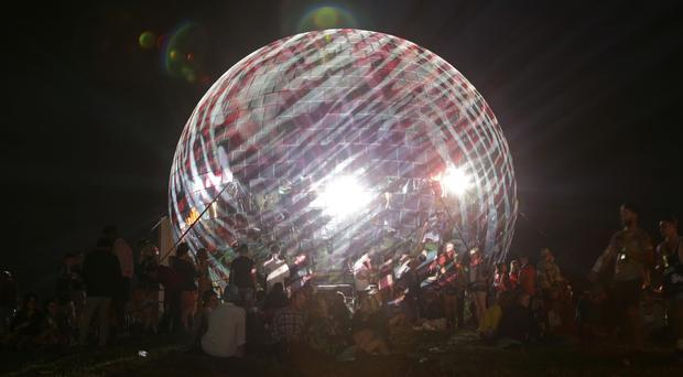 Camp Bestival is taking a space theme this year